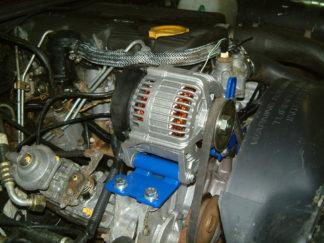 200tdi defender engine twin alternator mount gl1106. Black Bedroom Furniture Sets. Home Design Ideas
