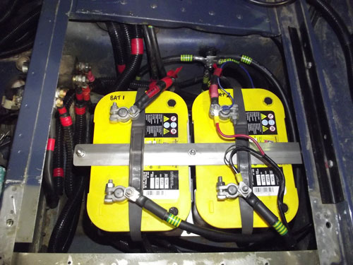 Stainless Steel Twin Battery Tray Gwynlewis4x4 Co Uk