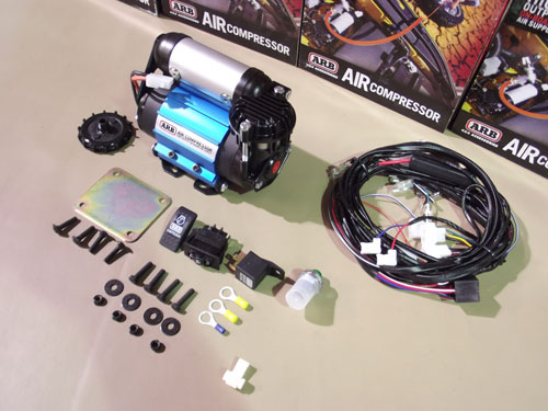 The Arb Ckmta12 Comes With A Complete Wiring Loom With Air Locker