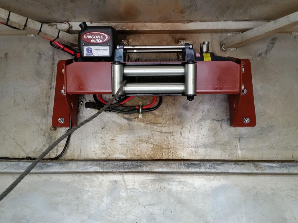 Diy winch wiring
